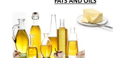 Difference Between Oils and Fats