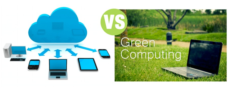 Difference Between Cloud Computing and Green Computing