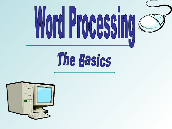 Difference Between Word Processing Software and Spreadsheet Software