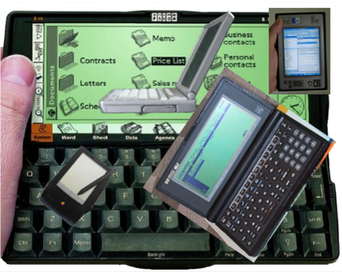 Difference Between Handheld Computer and PDA