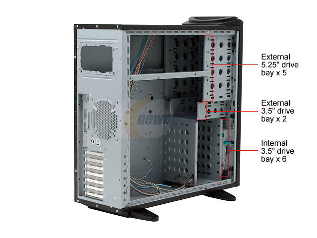 Difference Between Internal and External Drive Bays
