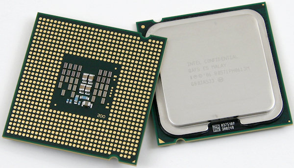 Difference Between Processor and Microprocessor