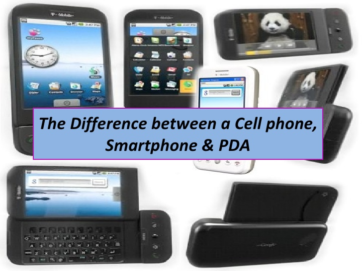 Difference Between Smartphone and PDA