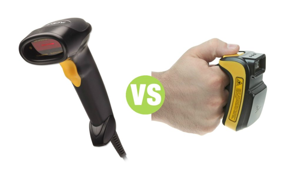 Difference Between Barcode Reader and RFID Reader