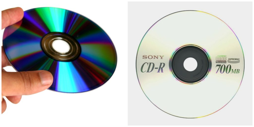 Difference Between CD and CDR