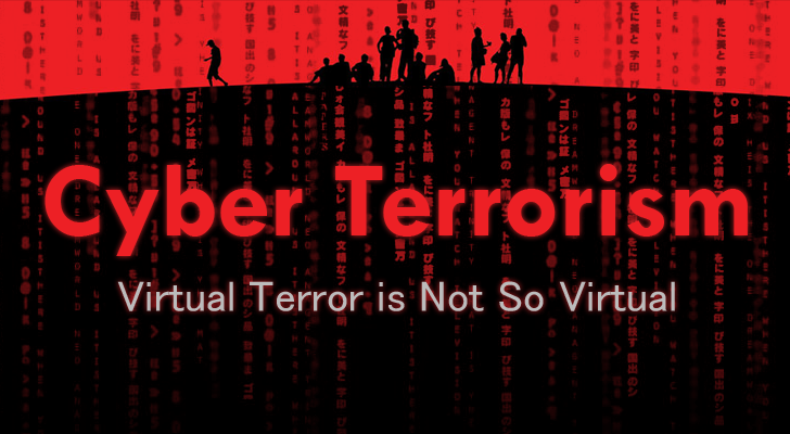 Difference Between Cybercrime and Cyberterrorism