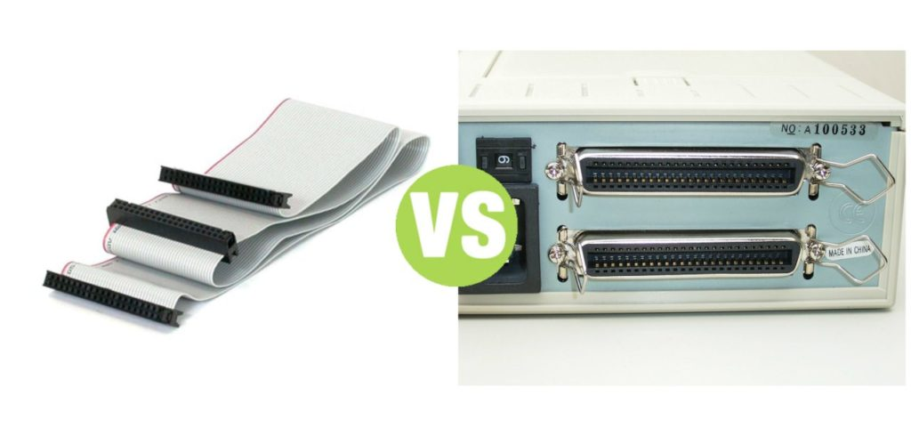 Difference Between EIDE and SCSI