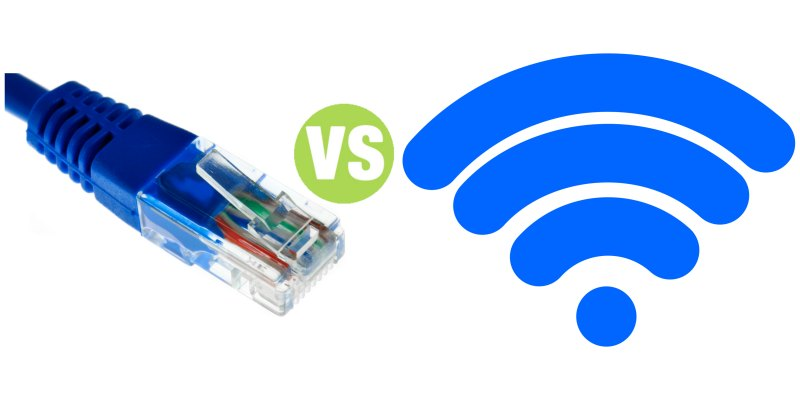 Difference Between Ethernet and WiFi