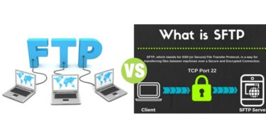Difference Between FTP and SFTP