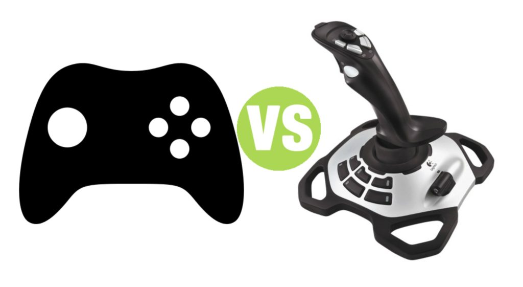 Difference Between Game Controller and Joystick