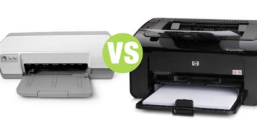 Difference Between Laser Printer and Inkjet Printer