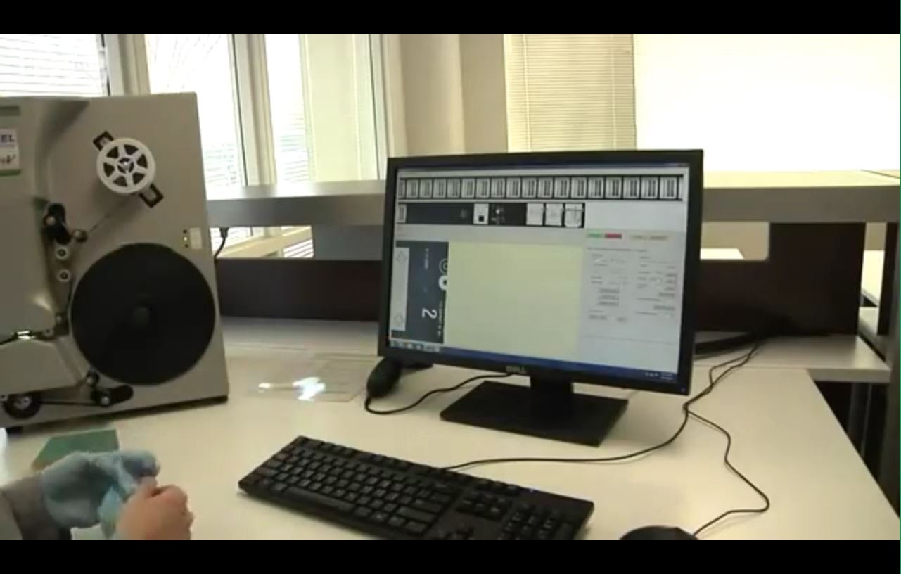Difference Between Microfilm and Microfiche
