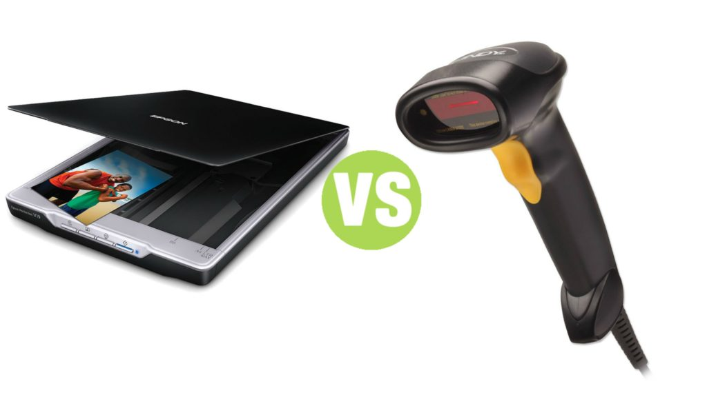 Difference Between Optical Scanner and Optical Reader