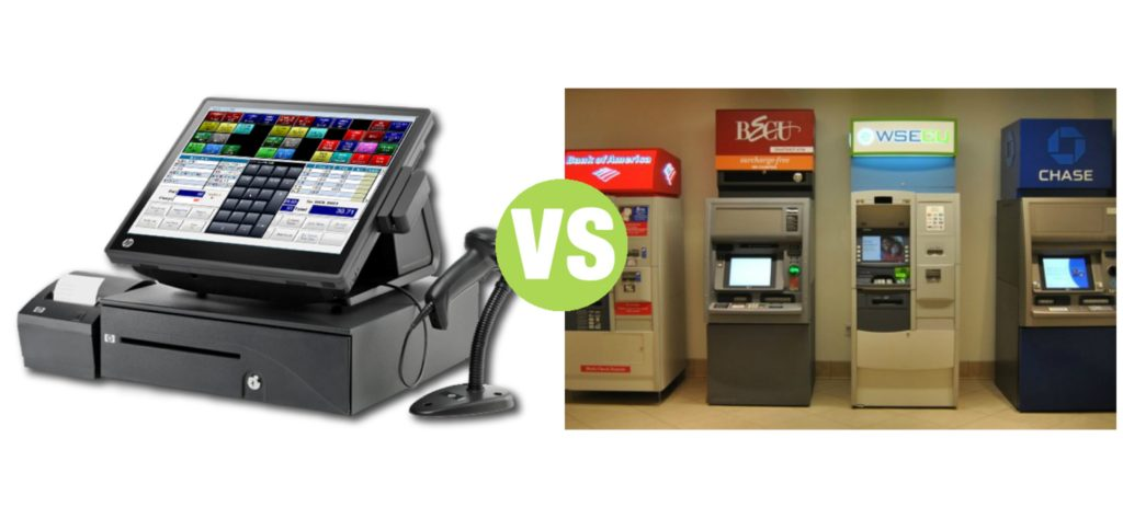 Difference Between Pos And Atm