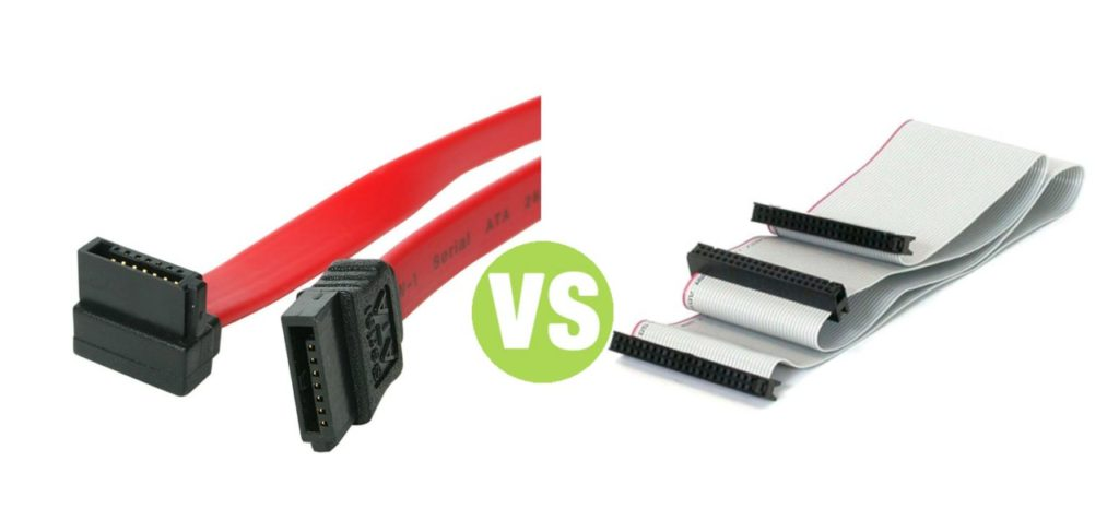Difference Between SATA and EIDE
