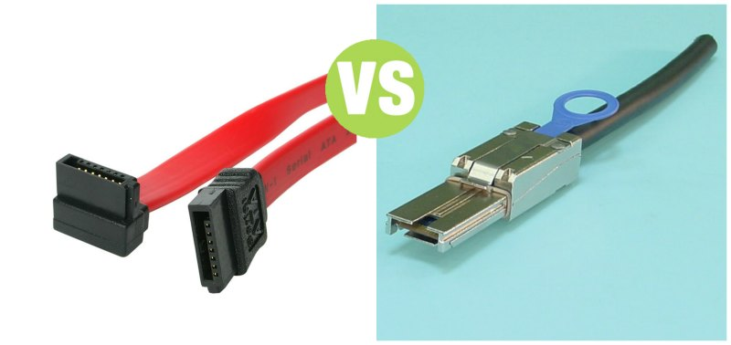 Difference Between SATA and SAS