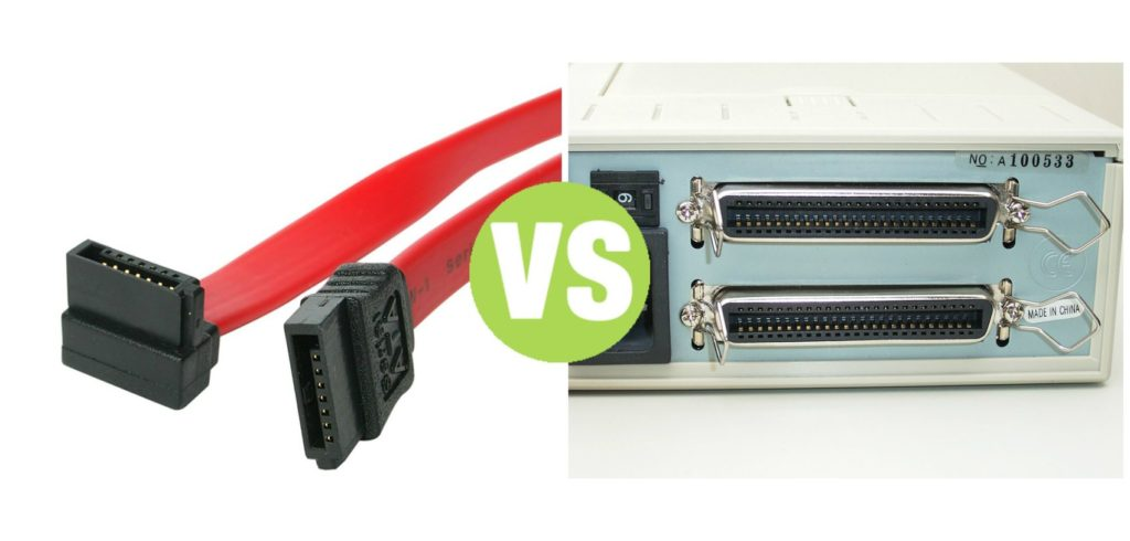 Difference Between SATA and SCSI