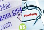 Difference Between Spam and Phishing