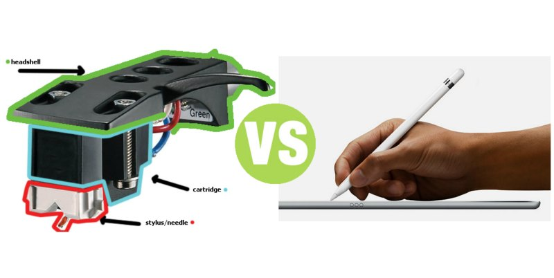 Difference Between Stylus and Apple Pencil