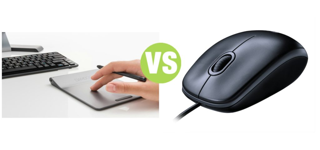 Difference Between Touch Sensitive Pad and Mouse