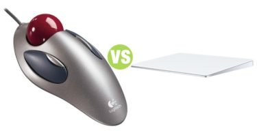 Difference Between Trackball and Trackpad