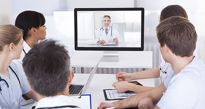 Difference Between Video Conference and Webinar