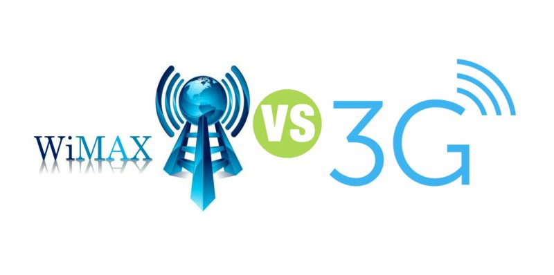 Difference Between WiMAX and 3G