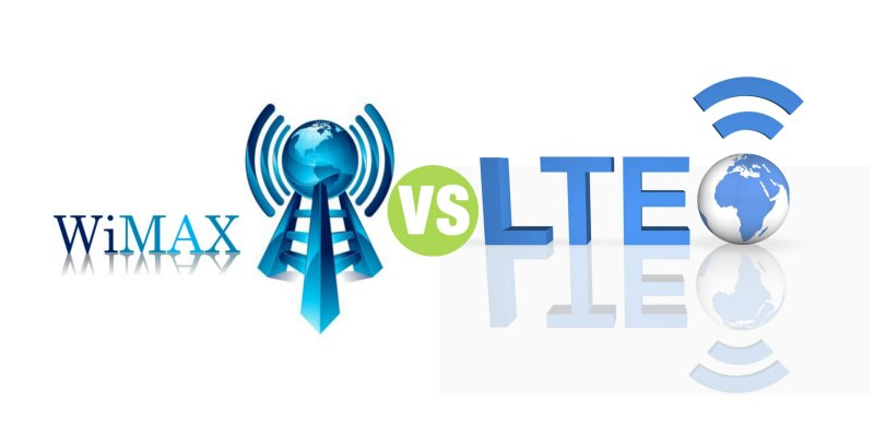 Difference Between WiMAX and LTE
