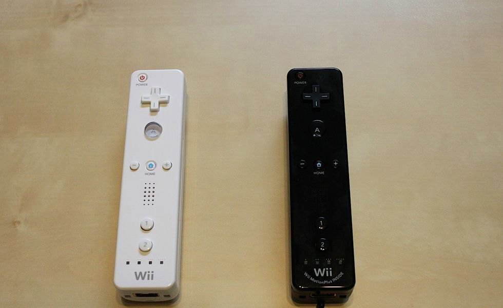 Difference Between Wii Remote and Wii Remote Plus