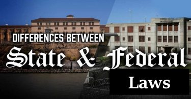 Difference Between Federal and State Laws