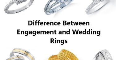 Difference Between Engagement and Wedding Rings