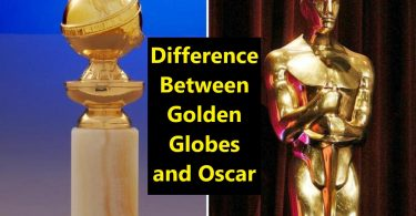 Difference Between Golden Globes and Oscar