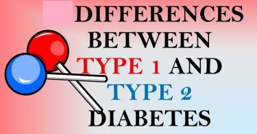 Difference between Type 1 Diabetes and Type 2 Diabetes
