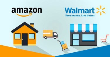 Different Between Amazon and Walmart