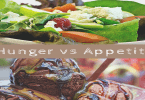 Difference Between Hunger and Appetite